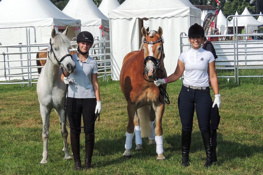 Equitana Pferdemesse, Dressur-Prüfung